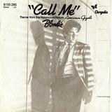 Call Me / Call Me (Instrumental) - Blondie