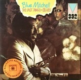 The Last Tango=Blues - Blue Mitchell