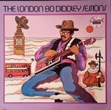 The London Bo Diddley Sessions - Bo Diddley