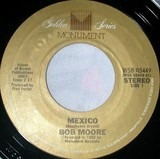 Mexico / (Theme From) My Three Sons - Bob Moore