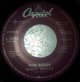 Night Moves / Mainstreet - Bob Seger