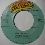Ode To Billie Joe / Don't It Make My Brown Eyes Blue - Bobbie Gentry / Crystal Gayle