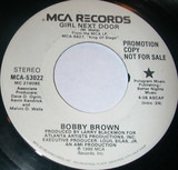 Girl Next Door - Bobby Brown