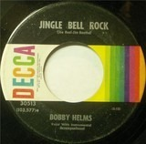 Captain Santa Claus (And His Reindeer Space Patrol) / Jingle Bell Rock - Bobby Helms