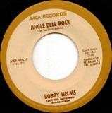 Jingle Bell Rock / Captain Santa Claus (And His Reindeer Space Patrol) - Bobby Helms