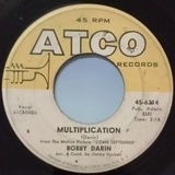 Multiplication / Irresistible You - Bobby Darin