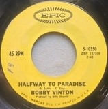 Halfway To Paradise - Bobby Vinton