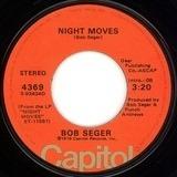 Night Moves - Bob Seger