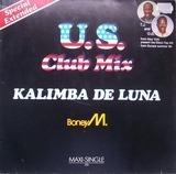 Kalimba De Luna (Special Extended U.S. Club Mix) - Boney M.