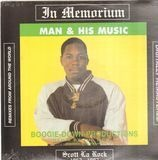 Man & his Music - Boogie Down Productions