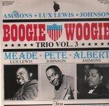Boogie Woogie Trio