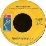 Heads Or Tails - Booker T & The MG's
