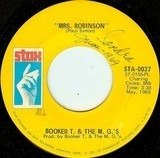 Mrs. Robinson - Booker T & The MG's