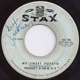 My Sweet Potato / Booker-Loo - Booker T & The MG's