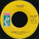 Slum Baby / Meditation - Booker T & The MG's