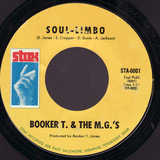 Soul-Limbo / Heads Or Tails - Booker T & The MG's