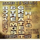 Greatest Hits - Booker T & The MG's