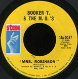 Mrs. Robinson / Soul Clap '69 - Booker T & The MG's