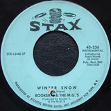 Winter Snow / Silver Bells - Booker T & The MG's