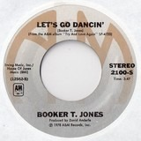 Let's Go Dancin' - Booker T. Jones