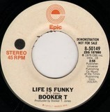 Life Is Funky - Booker T. Jones