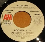 Wild Fox - Booker T. Jones & Priscilla Jones