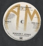 Let's Go Dancing - Booker T. Jones