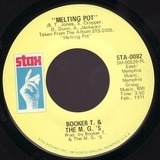 Melting Pot / Kinda Easy Like - Booker T. and the M.G.s