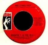 Melting Pot / Slum Baby - Booker T & The MG's