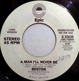 A Man I'll Never Be - Boston