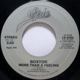 More Than A Feeling / Long Time - Boston