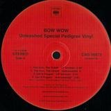 Unleashed Special Pedigree Vinyl - Bow Wow