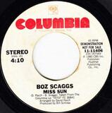 Miss Sun - Boz Scaggs