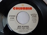 What Can I Say - Boz Scaggs