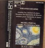 Sonates Pour Clarinette Et Piano, Op. 120 - Brahms