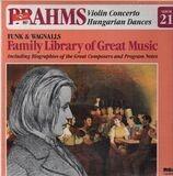 Violin Concerto Hungarian Dances - Brahms