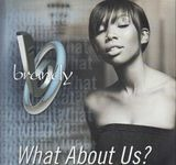 what about us - Brandy