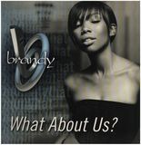 What About Us? - Brandy