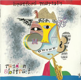 Random Abstract - Branford Marsalis