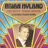 Itsy Bitsy, Teenie Weenie / Clickely Clack Song - Brian Hyland