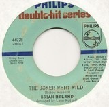 The Joker Went Wild / Holiday For Clowns - Brian Hyland