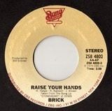 Raise Your Hands - Brick