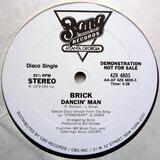 Dancin' Man / We'll Love - Brick