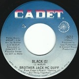 Black Is! / Win, Lose Or Draw - Brother Jack McDuff