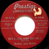 He's A Real Gone Guy - Brother Jack McDuff