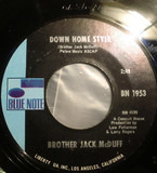 Down Home Style / Theme From Electric Surfboard - Brother Jack McDuff