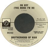 Oh Boy (The Mood I'm In) - Brotherhood Of Man