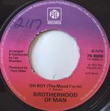 Oh Boy (The Mood I'm In) - Brotherhood Of Man