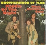 Middle Of The Night / When Summer's Gone - Brotherhood Of Man