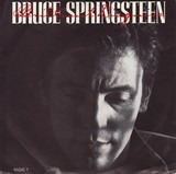 Brilliant Disguise / Lucky Man (Vinyl Single) - Bruce Springsteen